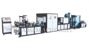 HBL-DC Non-woven Bag Making Machine